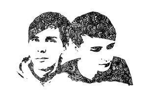 Dan Howell and Phil Lester 26.0 by xzwillingex