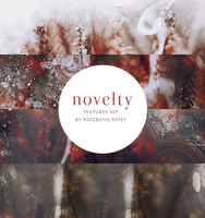 NOVELTY textures set by patzbone