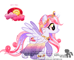 Custom Princess Sunset Theme by KingPhantasya