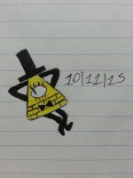 (Request) Bill Cipher by Revenir-Ghoul