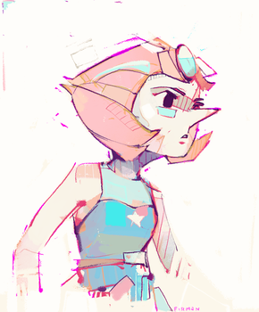 Pearl by michaelfirman