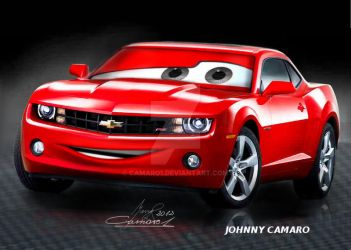 Cars OC - Camaro :) by camaro1