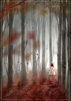 Autumn in my head by mohn-blume