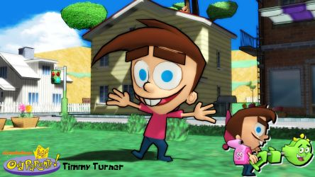 (MMD/XPS Model) Timmy Turner Download by SAB64