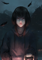 The Raven by Ayywa