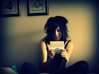 Nintendo DS Addict by javertime