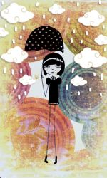 today it rained feat Matay by imadawwas