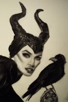 Maleficent by Kentcharm