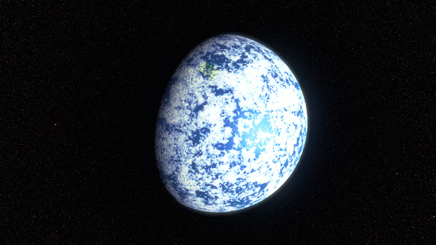 Procedural Planetary Timelapse by Neolexious