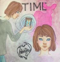 Life is Strange - Max is Time by Lokita-Naky