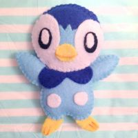 Piplup - Mini Pokemon Plush