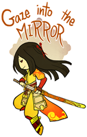 Smite - Gaze into the mirror (Chibi) by Zennore
