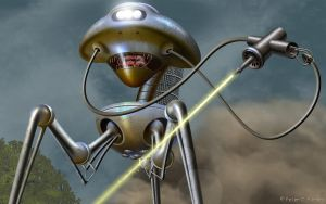 War of the Worlds: Remembrance by Lonesome--Crow