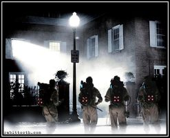 GO GET HER, RAY ! (Ghostbusters/Exorcist) by Rabittooth