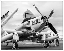 Mighty Skyraider #2 by Roger-Wilco-66