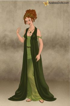 Demeter (my version) by allyvania88