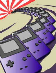 Illustrator Practice: Gameboy by carefreecaptain