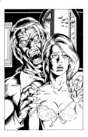 Morbius The Living Vampire by madman1