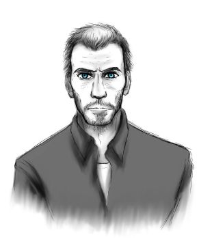 House MD - Gregory House by Hockypocky