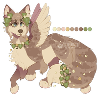 Custom for Hyaenite by Felispirit
