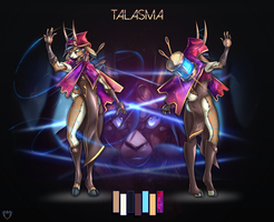 Talasma Cross Reference by DanSyron