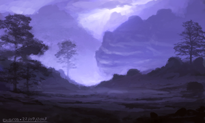 Foreign Land by ehecod