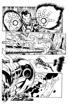 X-Sanction 2 pg 1 by luisalonso