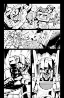 All Hail Megatron 10 pg 8 inks by GuidoGuidi