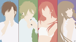 {Zetsuen no Tempest} by greenmapple17