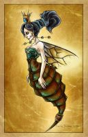 The Mechanical Insect by EmilieDionne