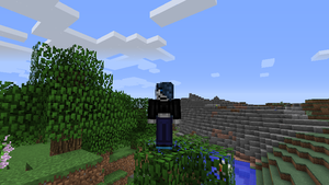 New skin with my new look by BluethornWolf