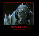 ALPHONSE MOTIVATIONAL by RayneWolfspeaker