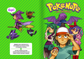 Pokenope cover by lumi-mae