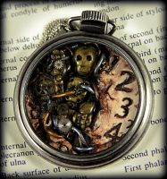 Time Keeper by NeverlandJewelry