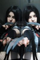 X-23 - Your Killing Dream by NatMatryoshka