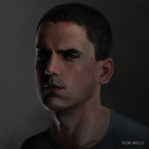 Michael Scofield by xnnw