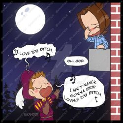 Love Song (Wincest) by KamiDiox