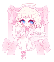 Baby Angel by princessemeloly