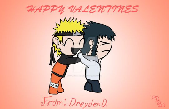 Naruto Valentines Day by CanvasStories