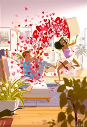 Heads up! by PascalCampion