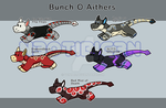Bunch O Aithers: 3/5 OPEN by N30TIBIC3N