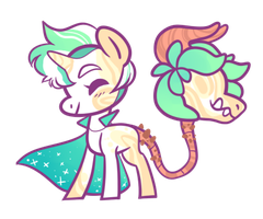 Magician Primal Adopt closed by ufpony