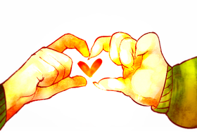 Chasriel Hands by PCJelly