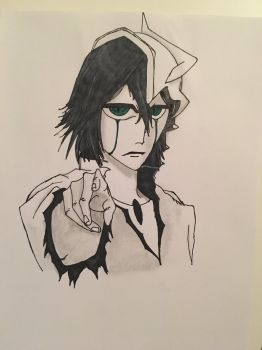 Ulquiorra Ciffer! Hes so awesome!!! by ShiroSorata