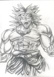 LSS Broly by Earthquake2009