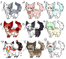 Cat Adopts [CLSOED] by Boybites