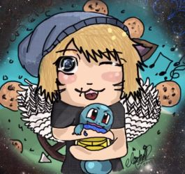 Drawing : Cookiebreed by MimseyX3