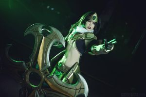 Everyone has a price. - Sivir Cosplay. by TineMarieRiis