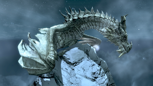 Paarthurnax 2 by Nesphyd