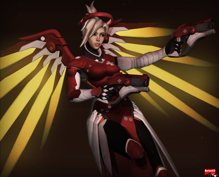 Red Mercy by MarineACU
